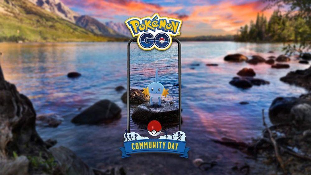 День Сообщества Pokemon GO в июле - Мадкип!