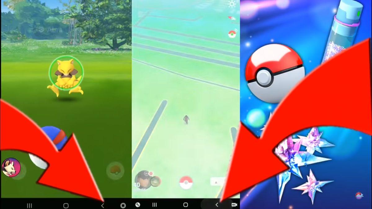 Как быстро ловить покемонов на Android (новый способ)