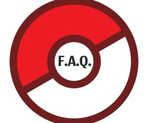 Pokemon Go: F.A.Q.