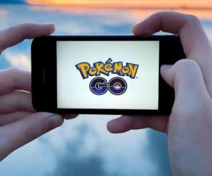 Обновление информации об игре  Pokemon GO.