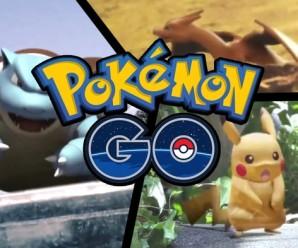 Эволюция покемонов в Pokemon GO