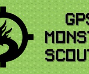 GPS Monster Scouter