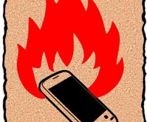 Перегрев телефона во время игры в Pokemon GO