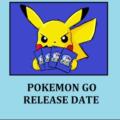 Дата выхода Pokemon Go объявлена