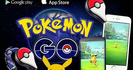 Pokemon Go Devices