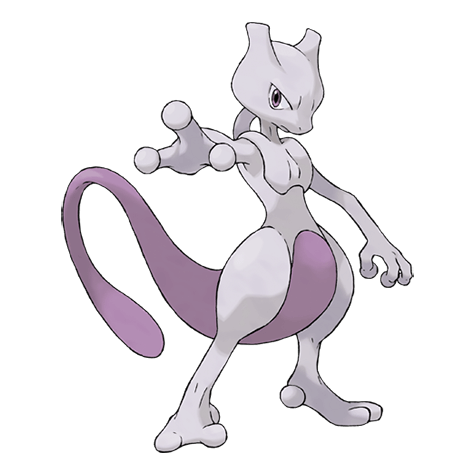 редкий покемон Pokemon go mewtwo