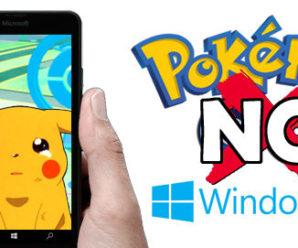 Петиция за выход Pokemon Go на Windows 10