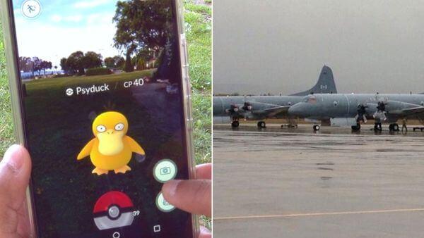 Игроков Pokemon GO попросили держаться подальше от военных баз
