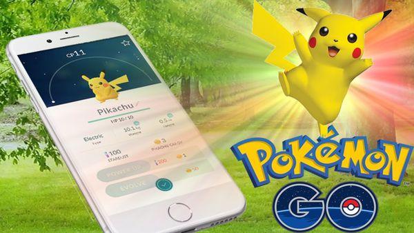 Как получить пикачу pokemon go