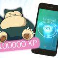 Прокачка в Pokemon GO