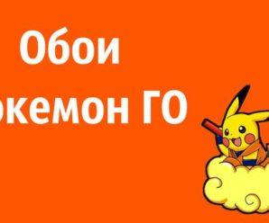 300+ обоев Покемон ГО