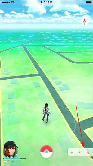 Как искать покемонов с помощью «Nearby» в Покемон ГО