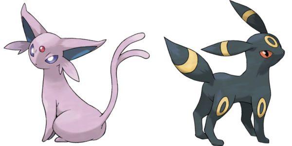 Эволюция покемонов первого поколения во второе в Покемон ГО