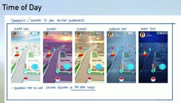 В Покемон ГО появятся закаты и игра улучшится визуально