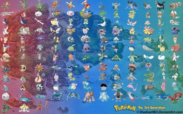 3 поколение покемонов не появится в Pokemon GO в ближайшее время