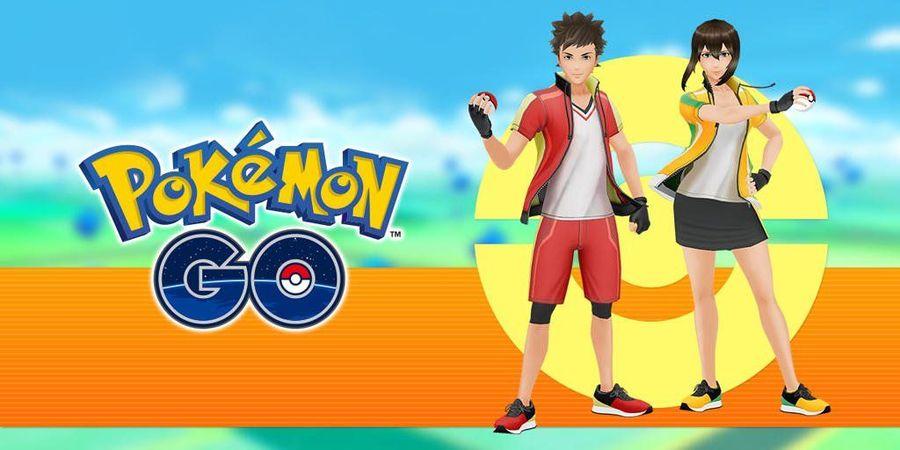 """Новая одежда в Pokemon GO: """"Лидер Гима""""!"""