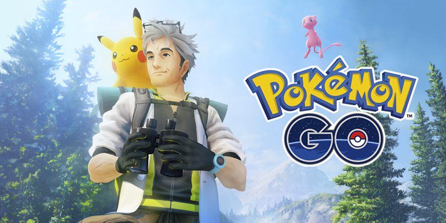 Мифический покемон, полевые и специальные квесты в Pokemon GO!