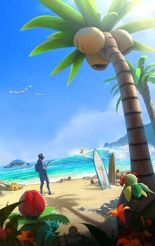 Обновление Pokemon GO 0.107.1