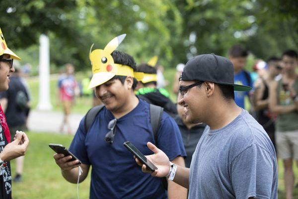 Бонусы Pokemon GO за 2 Глобальное испытание!