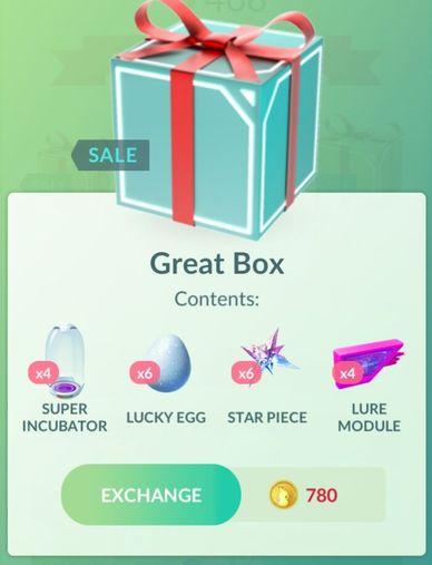 Специальный торговый ивент в Pokemon GO!