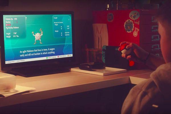 КакPoke Ball Plus работает с Nintendo Switch