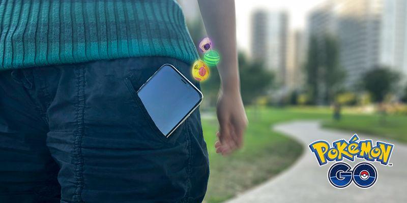 Adventure Sync в Pokemon GO - синхронизируй свои приключения!