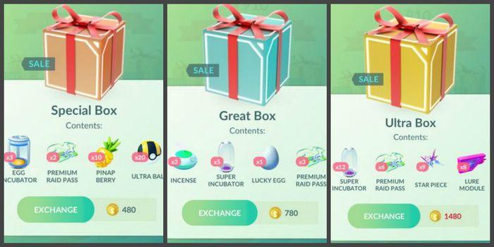 Распродажа в магазине Pokemon GO: подготовка к 4 поколению!