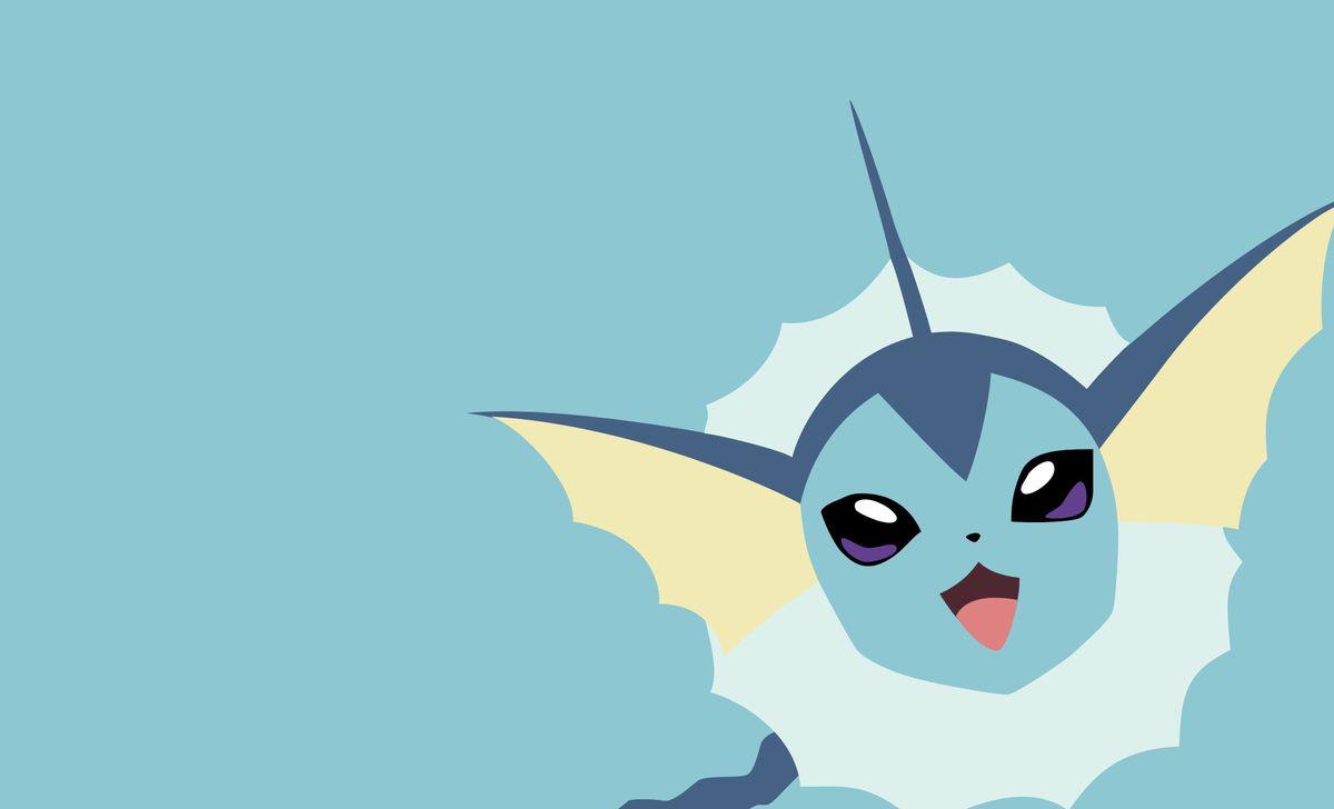 Vaporeon (Вапореон) - рейд босс в Pokemon GO