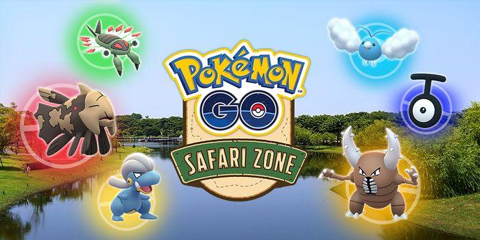 Pokemon GO Safari Zone в Тайване
