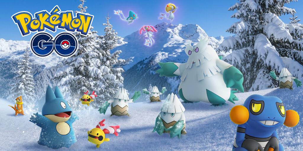 Зимний ивент 2018 в Pokemon GO! Все, что нужно знать о событии