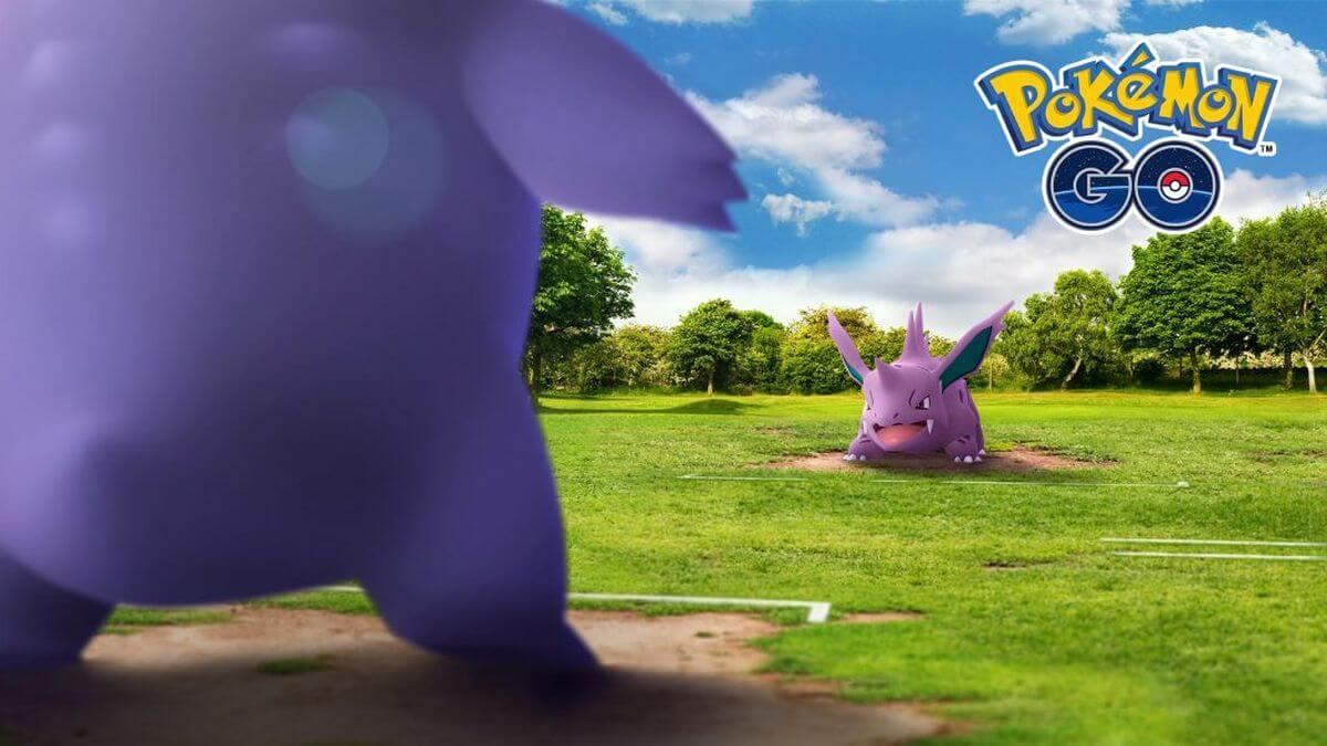 Эффективность типов покемонов изменилась в Pokemon GO!