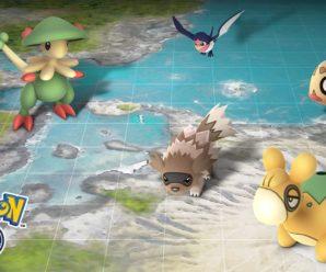 Ивент в честь региона Хоэнн в Pokemon GO!