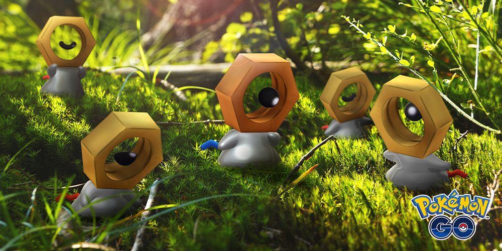 Покедайджест Pokemon GO #24: шайни Мелтан и EX рейды