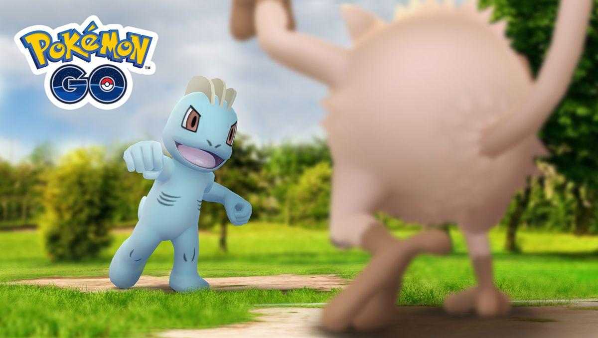 Боевой ивент 2019 в Pokemon GO